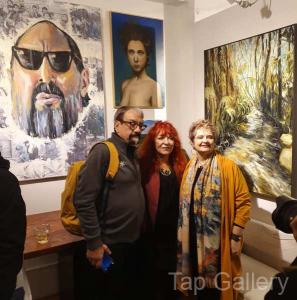 Yves , Lesley & Lisa David Laidlaw (1st)