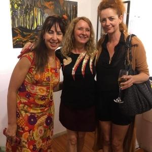 Paola , Nicole  and Angela